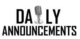 SBHS Daily Announcements